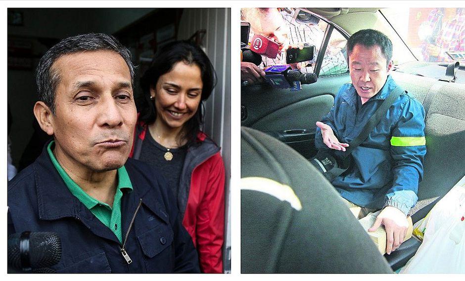 "Ollanta Humala: ""Keikistas"" le dan duro a Kenji Fujimori tras visita a expresidente"