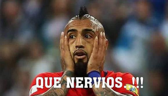 Rusia 2018: selección chilena es 'troleada' con memes durante sorteo del mundial