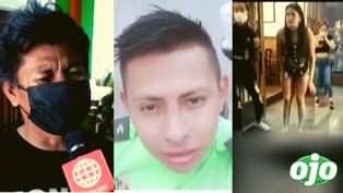 Policía asesinado en chifa: el último mensaje que envió a su padre horas antes de la tragedia