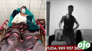Estudiante de ballet sufre fractura de su pierna derecha en marcha nacional y necesita ayuda | VIDEO