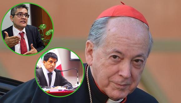 """Juan Luis Cipriani critica a jueces y fiscales: """"no prostituyamos la búsqueda de la verdad"""""""