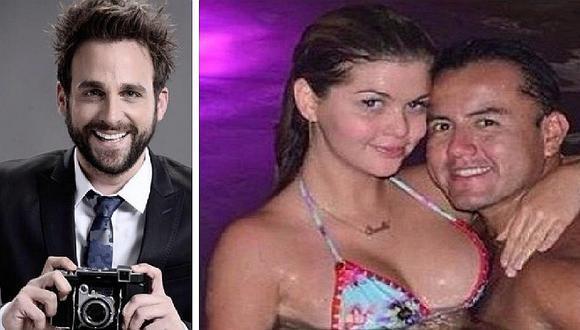 Rodrigo González delata a Brunella Horna y Richard Acuña con foto 'íntima'