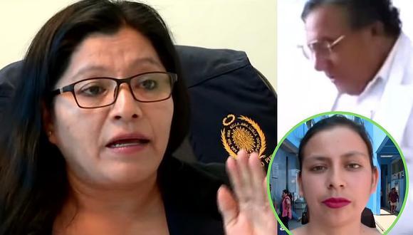 La increíble justificación de la fiscal que archivó denuncia contra médico de EsSalud (VIDEO)