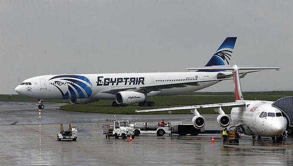 EgyptAir: Hallan restos del avión al sur de la isla griega de Kárpatos