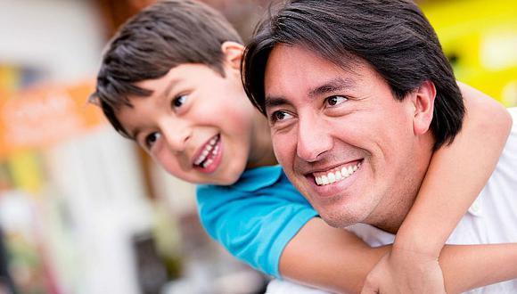 ¿Cómo se fortalece la autoestima de los hijos?