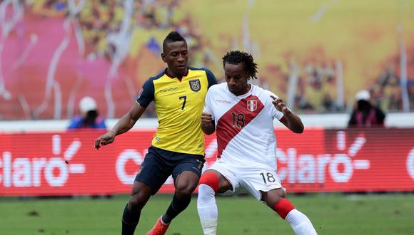 André Carrillo destacó la importancia de desequilibrar y mantener el arco sin goles. (Foto: EFE)