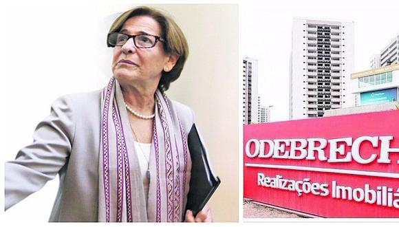 Susana Villarán: piden su prisión preventiva por supuestas coimas