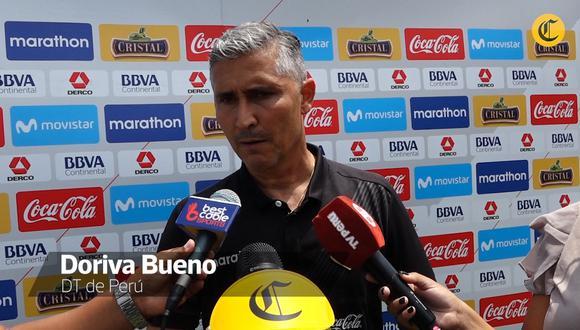 Doriva Bueno se hizo cargo de la Selección Peruana Femenina el 2018. (Foto: GEC)