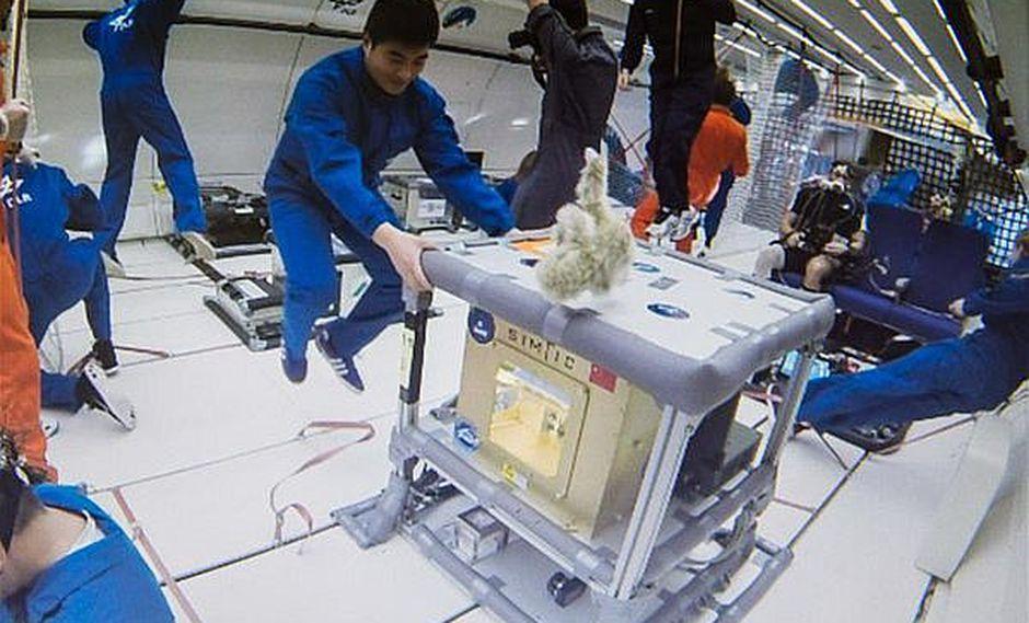 China desarrolla una impresora en 3D capaz de funcionar en el espacio