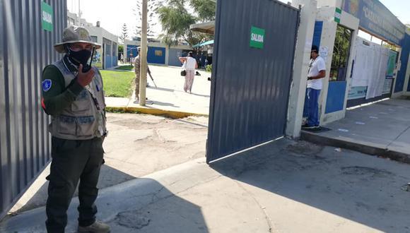 Elecciones generales 2021: municipalidad de Ica puso a disposición 180 serenazgos para atender emergencias en los comicios (Foto: Municipalidad Ica)