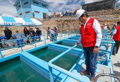Coronavirus en Perú: Optimizan cinco plantas de agua potable al interior del país