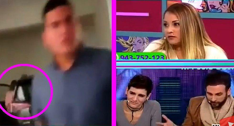 Diego Mayora: esposa queda en shock al descubrir a supuesta amante de futbolista