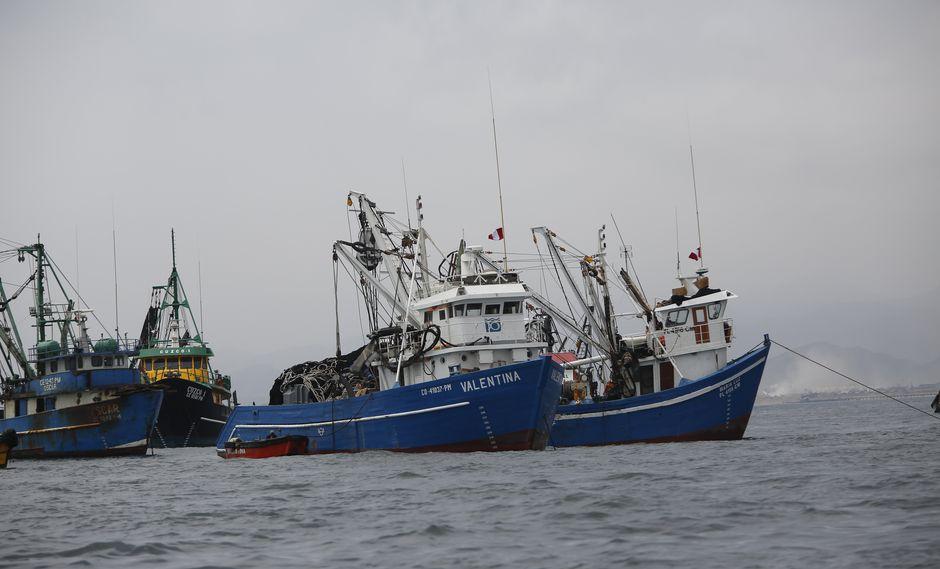 Perú habría capturado 138,000 toneladas de jurel, según Chile. (Foto: GEC)