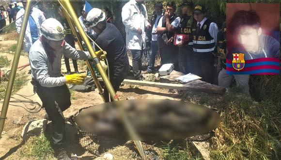 Arequipa: Hallan muerto en río Siguas a joven minero desaparecido hace 18 días (GEC)