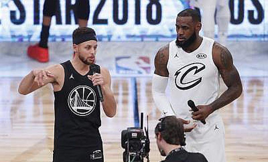 NBA: Warriors y Cavaliers arrancan su cuarta final consecutiva