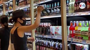 Aumenta consumo de alcohol entre las mujeres a causa de la pandemia