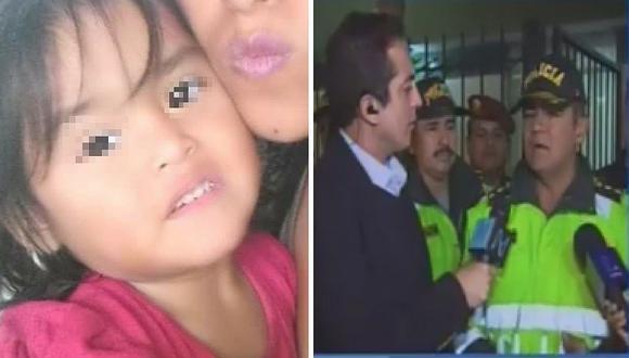 Xohana ya había desaparecido hasta en dos ocasiones anteriormente, según PNP