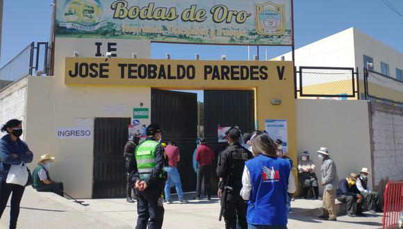 Arequipa: autoridades sanitarias deben intensificar la información sobre el inicio de la vacunación contra el COVID-19 a domicilio. (Foto: Defensoría del Pueblo)
