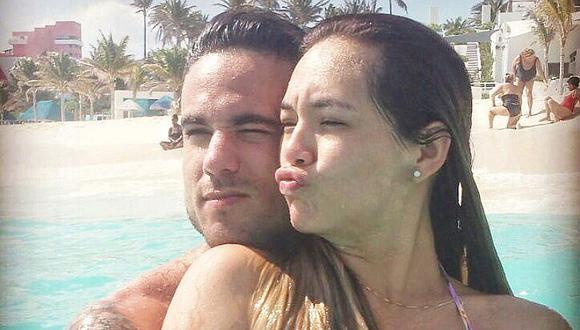 5 postales de Gino Assereto junto a su familia tras operación de Jazmín Pinedo