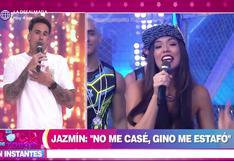 """Gino Assereto le responde a Jazmín Pinedo sobre propuesta de matrimonio: """"Cometí un error"""""""