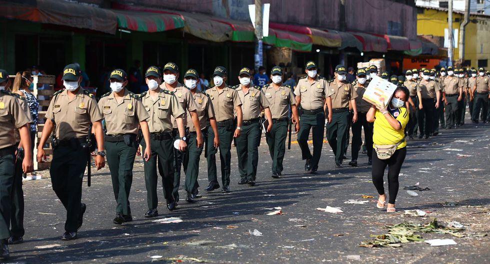 Presencia de policías y miembros de las FF.AA. continuará tras culminar el estado de emergencia para frenar avance de coronavirus. (Foto: GEC)