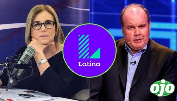 El candidato de Renovación Popular, Rafael López Aliaga, ha vertido una serie de expresiones contra la periodista Mónica Delta. (GEC | Latina)