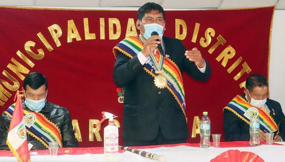 Cusco: Esteban Mamani le habría dado de tomar bebidas alcohólicas en su despacho a fin de ultrajarla.