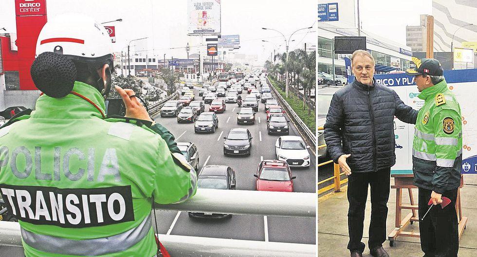 Pico y Placa: 3 100 fotopapeleta en 4 horas y se redujo el tiempo de viaje, según Muñoz