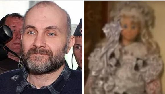 """Sujeto que robó cadáveres de niñas para convertirlas en """"muñecas"""" de porcelana podría quedar libre"""