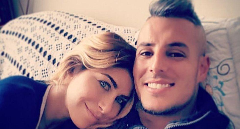 Xoana González le da un sexy regalo a su esposo como despedida