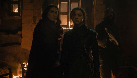 """Maisie Williams revela quién iba a asesinar al """"Rey de la Noche"""" en """"Game of Thrones"""". (Foto: HBO)"""