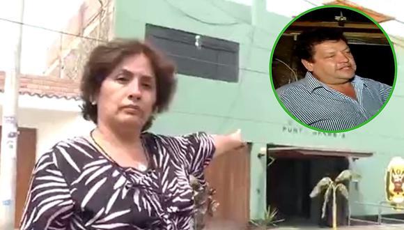 Familia denuncia que madre de un narcotraficante se ha apropiado de su casa (VIDEO)