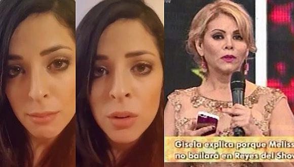 Reyes del Show: ¿Qué hizo Gisela Valcárcel tras polémica denuncia de Andrea Luna? (VIDEO)