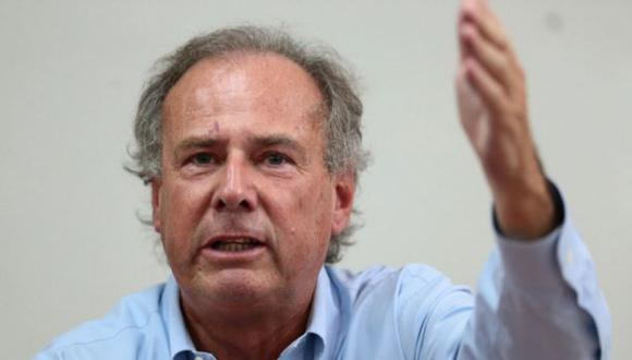 Alfredo Barnechea es uno de los precandidatos presidenciales de Acción Popular. (Foto: Andina)