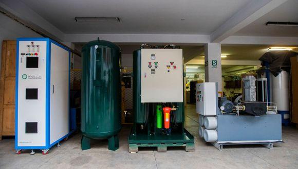 El objetivo es que, una vez que la planta entre en funcionamiento, brinde oxígeno a un mayor número de pacientes. (Gobierno Regional del Callao)