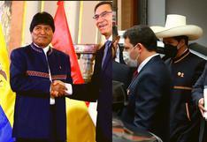 Pedro Castillo: alertan que atuendo del Presidente es muy parecido al de Evo Morales