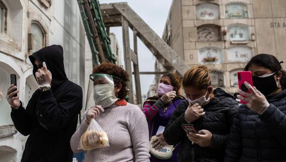 La cantidad de personas fallecidas aumentó este lunes. (Foto: Reuters)