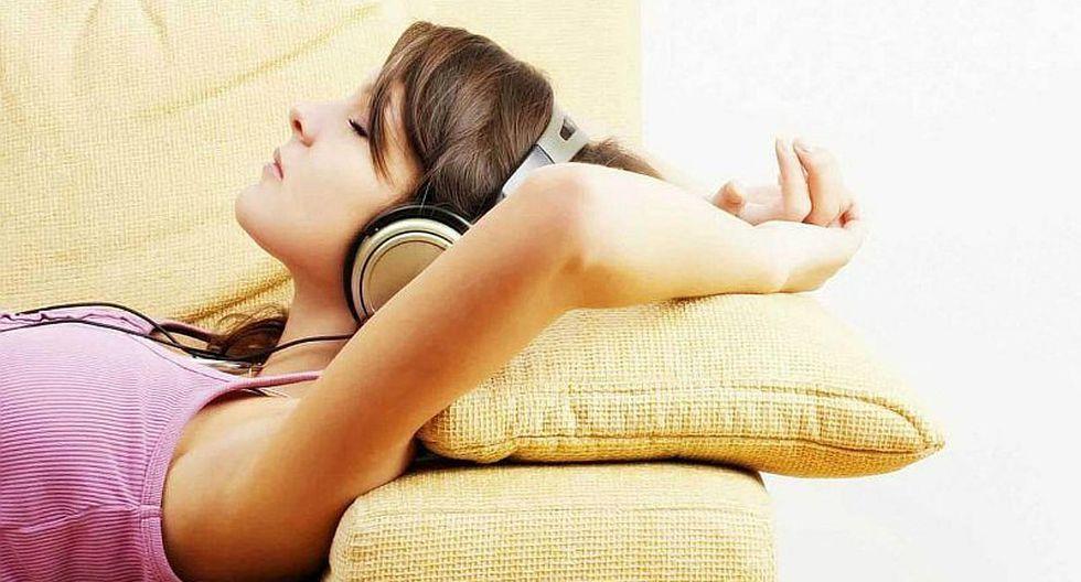 Evita el estrés de la rutina por medio de la música relajante