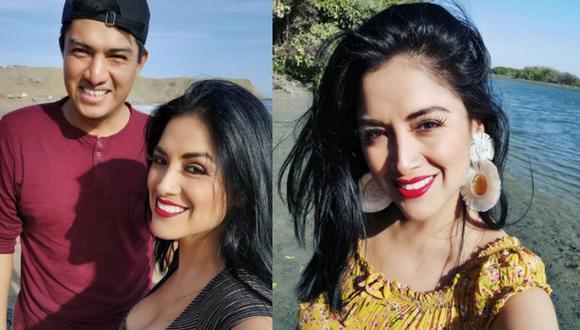 Katy Jara celebrará su primer aniversario de casados con el empresario Marvin Bancayán. (Instagram)