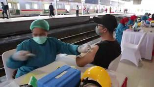 Indonesia continúa su campaña de vacunación contra la COVID-19