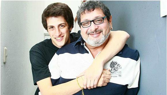 Stefano Tosso recordó a su padre en emotiva foto y conmovió en las redes