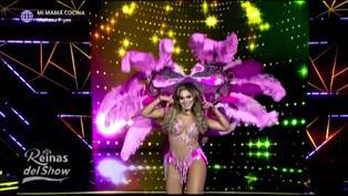 Reinas del show 2: Isabel Acevedo obtuvo el puntaje más alto de la sexta gala