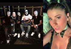Los disfraces de Jefferson Farfán y Yahaira Plasencia en noche de Halloween | FOTOS y VIDEO