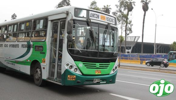 El uso de transporte público es exclusivo para quienes realicen servicios esenciales. (Foto: @photo.gec)