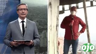 Federico Salazar pone en aprietos a Gunter Rave al preguntarle su edad en su cumpleaños | VIDEO