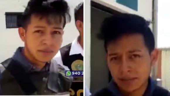 Joven ecuatoriano intentó llevarse a Estados Unidos a dos niñas (VIDEO)