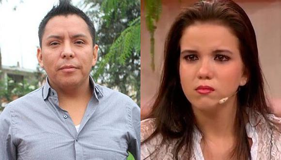 Edwin Sierra demandará a Greysi Ulloa tras acusarlo de hacerla abortar