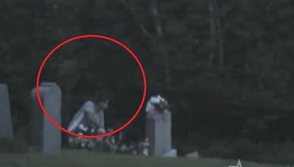 YouTube: ¿Fantasma de una madre es captada despidiéndose de su hijo? [VIDEO]