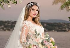 RBD: Dulce María muestra nuevas fotos de su boda