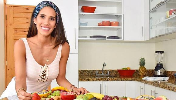 Vanessa Tello comparte receta de deliciosa torta de sandía